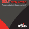 Safety meetings book